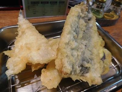 天ぷらの山4