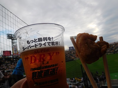 阪神vsヤクルト3