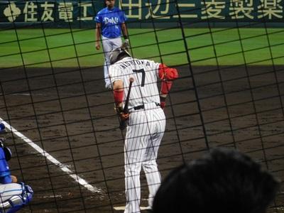 阪神vsDe15