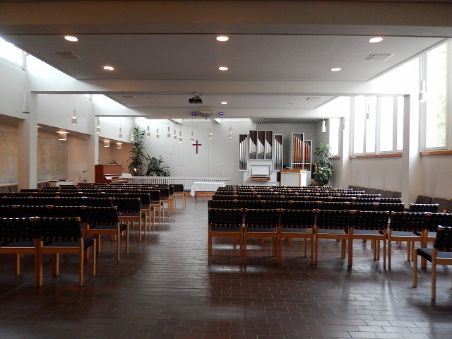 教区センター1