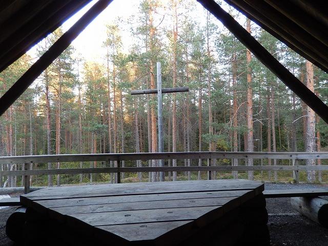 森の教会2