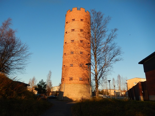 Mallaskoskiの塔