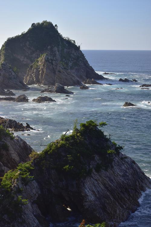 鳥取浦富海岸