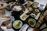 松川荘夕食
