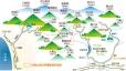 白神山地概念図