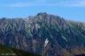 太郎平から水晶岳