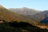 太郎平の夕景3、水晶岳