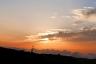 太郎平の夕陽1