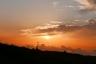 太郎平の夕陽2