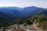 薬師岳山荘への登り