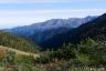 五光岩ベンチから剱岳1