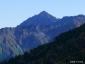 五光岩ベンチから剱岳2
