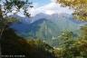 鍋割山稜から蛭ヶ岳など丹沢主稜