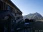 雷鳥荘から奥大日岳