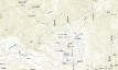 奥大日岳地形図