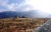 室堂山荘と立山
