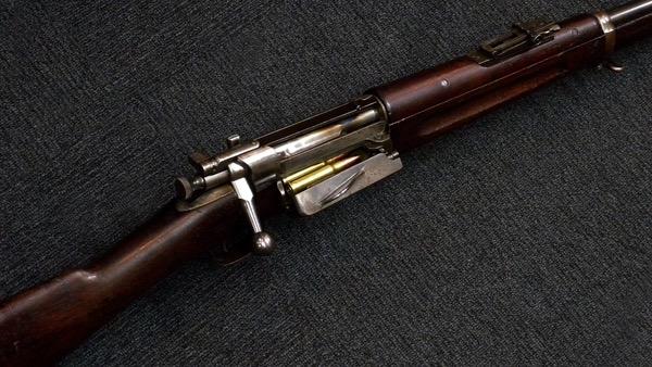 クラッグ・ヨルゲンセン・ライフル