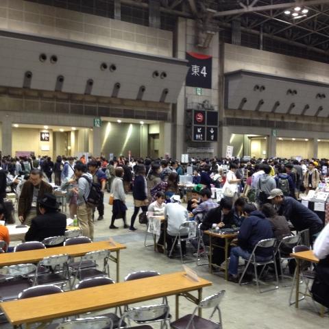 ゲームマーケット会場2