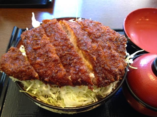 ソースかつ丼2!
