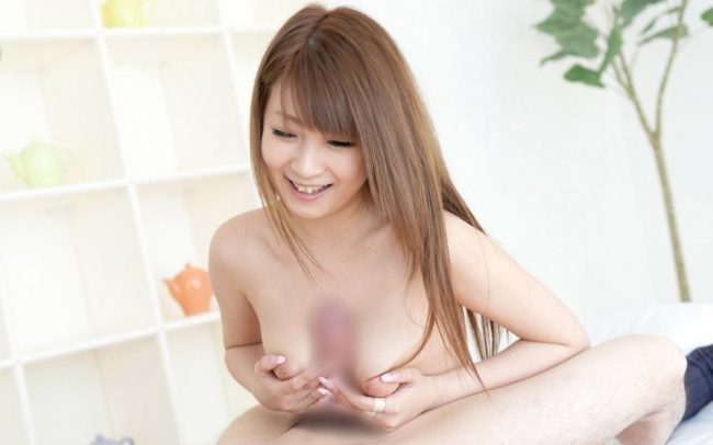 豊乳娘パイズリ画像22位