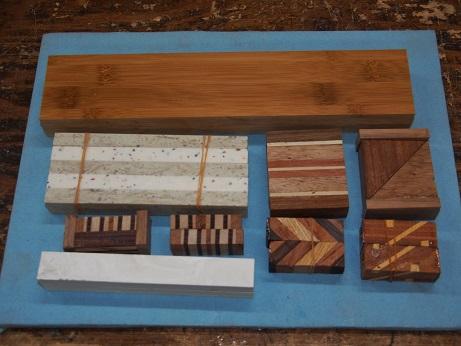 PA240941 寄木材料