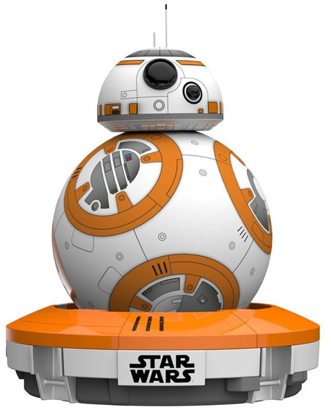 BB-8のおもちゃ