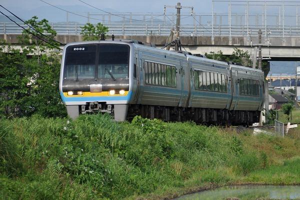 JR四国 特急「南風13号」