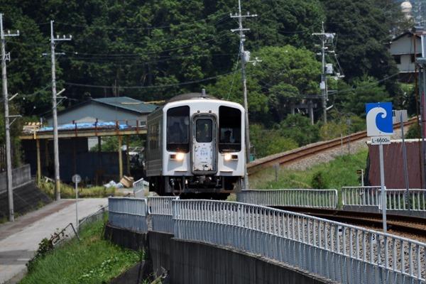 土佐くろしお鉄道 普通車両 9640型