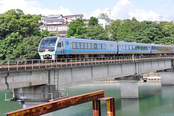 JR四国 特急「あしずり3号」