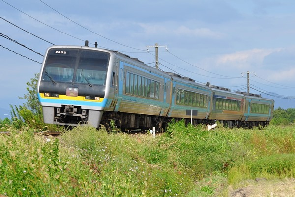 JR四国 特急「南風9号」