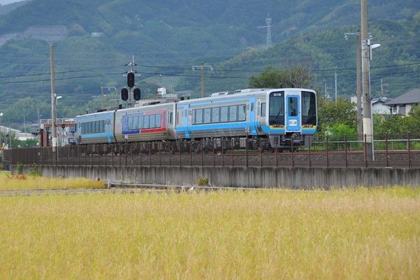 JR四国 回送列車