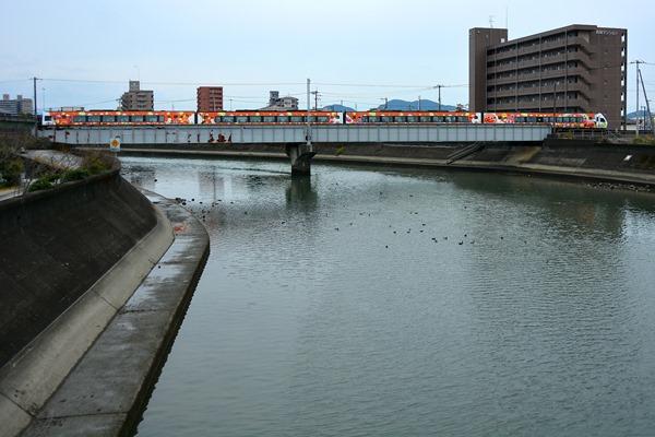 JR四国 特急「南風18号(アンパンマン列車)」 岡山行