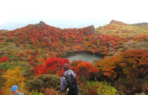 大船山(御池)~平治岳 058-001