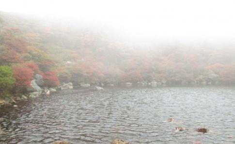 大船山(御池)~平治岳 035-001