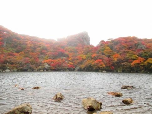 大船山(御池)~平治岳 041-001