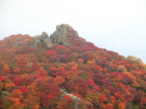 大船山(御池)~平治岳 056-001