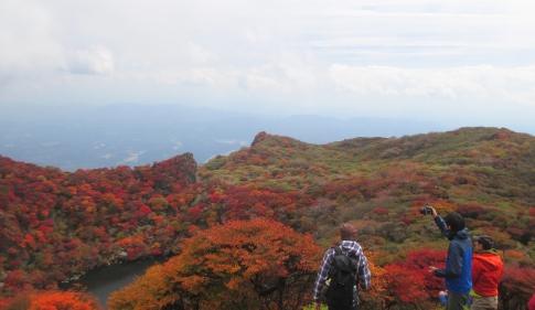 大船山(御池)~平治岳 057-001