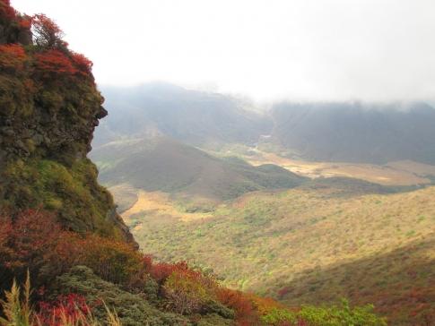 大船山(御池)~平治岳 062-001