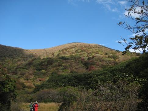 大船山(御池)~平治岳 M 051-001
