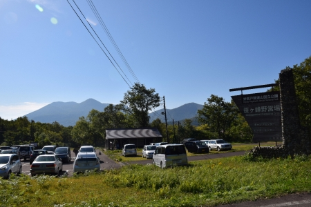 1笹ヶ峰野営場