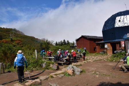 23-1茶臼山へ