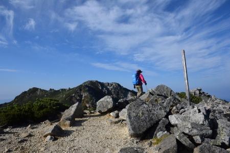 63赤薙岳