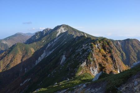 64赤薙岳