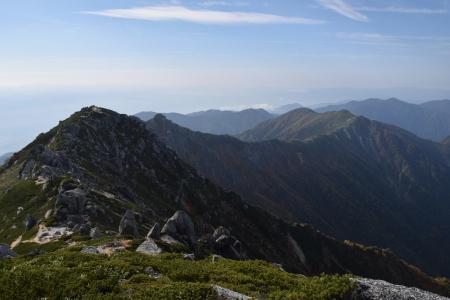 71南駒ヶ岳