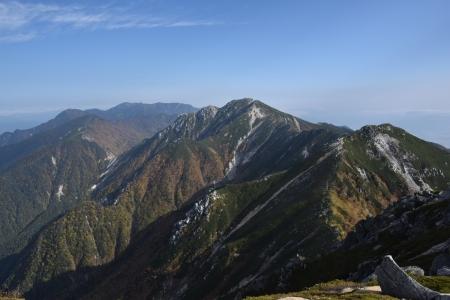 72南駒ヶ岳