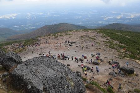 16安達太良山