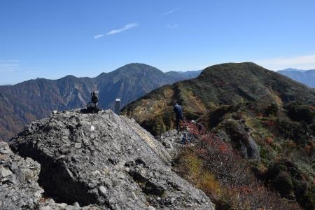 67大日岳