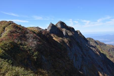 71大日岳
