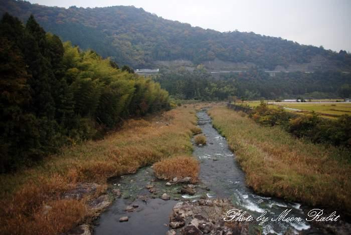 兎之山橋 愛媛県西条市