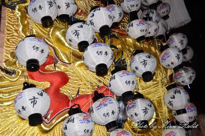 朔日市みこし(朔日市御輿) 祭り装束